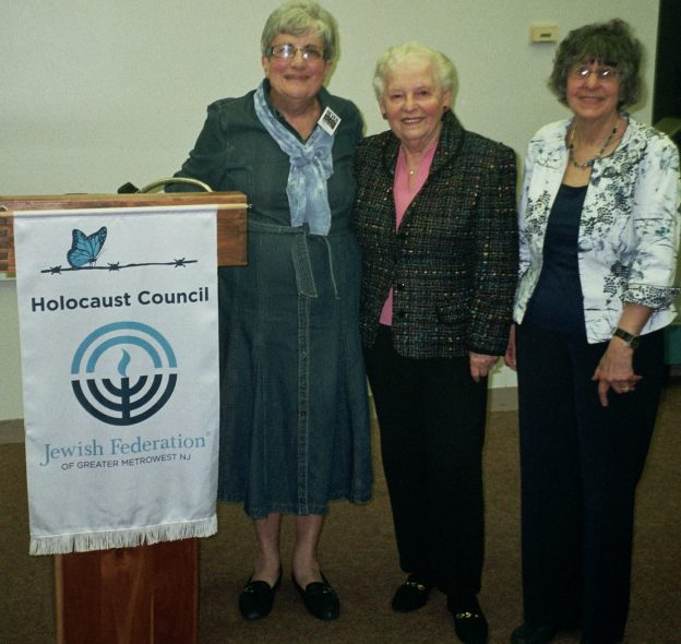 Sue Rosenthal, Ruth Ravina and Susan Neigher