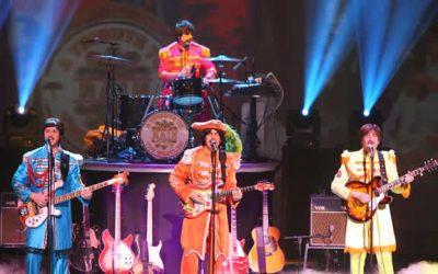 Join NCJW, WM Members for a Musical Extravaganza RAIN: A TRIBUTE TO THE BEATLES