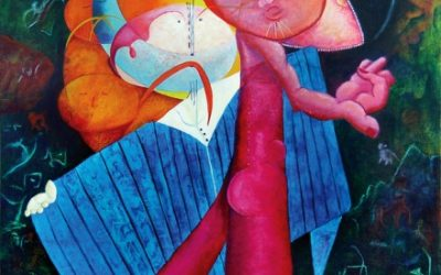 Personal Giving Brunch to Spotlight: 'Art & Archetype: The Poetry of Artistic Expression'