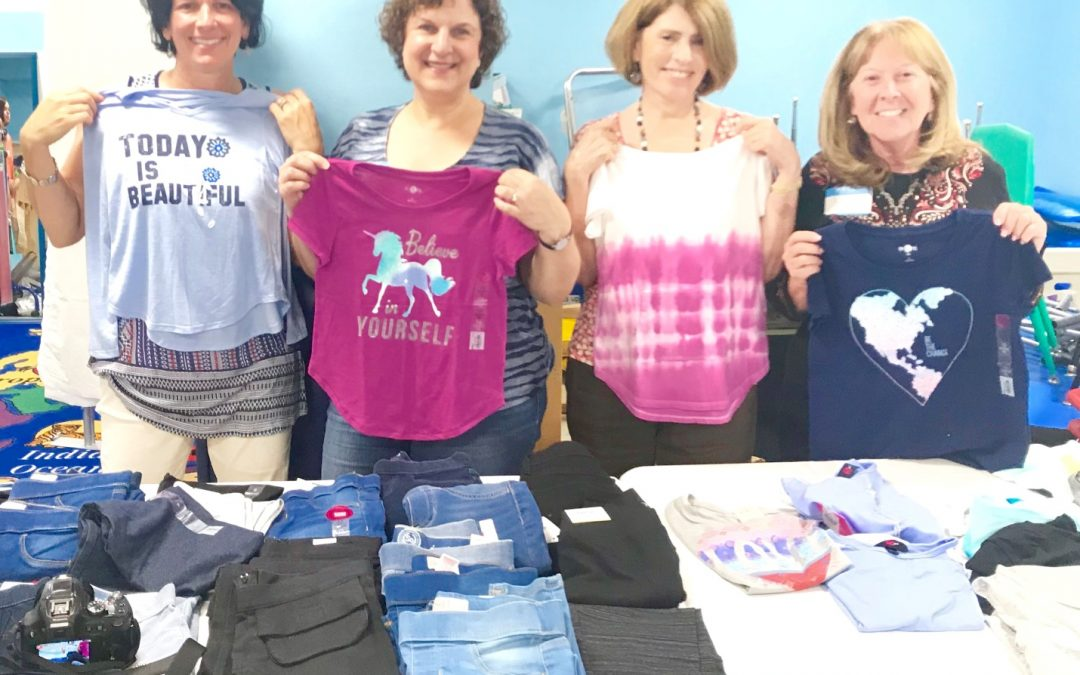 Our Second 'Back 2 School Store': A Huge Success