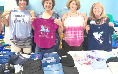 OurSecond 'Back 2 School Store': A Huge Success