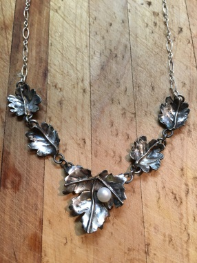 Necklace by Sharon Feigin