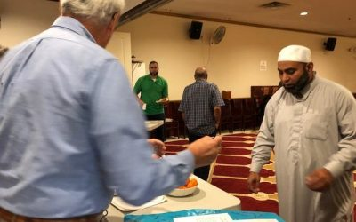 Our Visit to the Islamic Center